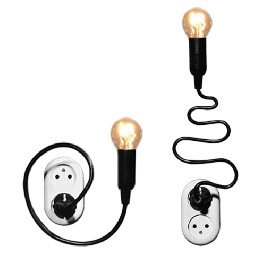 CADEAU TIP : WATT LAMP : € 21,00