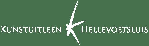 www.kunstuitleenhellevoetsluis.nl Logo
